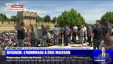 Avignon: un hommage sera rendu à Éric Masson à 14h