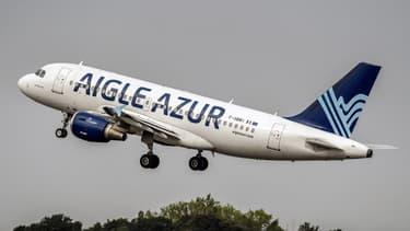 La compagnie aérienne Aigle Azur s'est déclarée lundi en cessation de paiement.