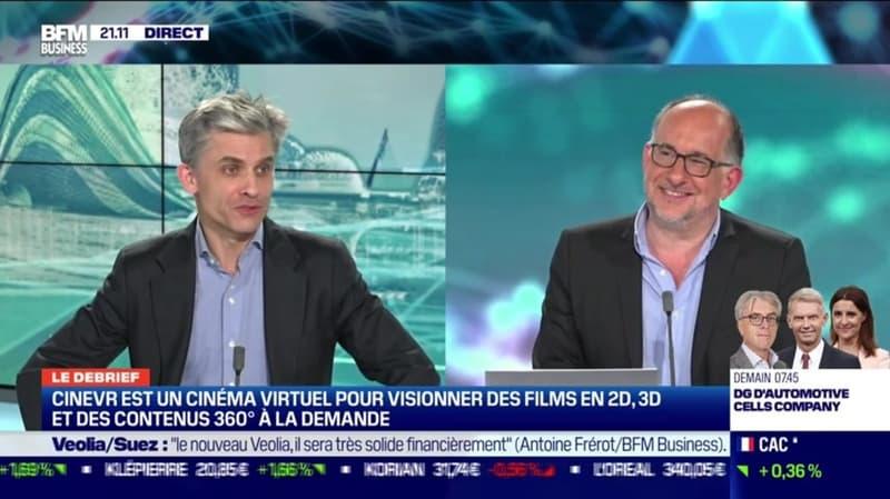 Les usages de la réalité virtuelle, le VR Arles Festival... Le débrief de l'actu tech du Mardi - 13/04