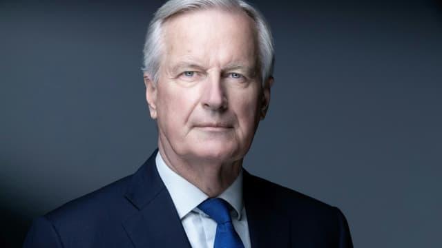 Michel Barnier le 11 mai 2021 à Paris