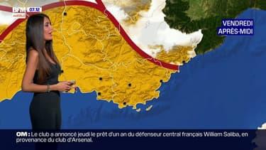 Météo Côte d'Azur: un ciel dégagé mais des rafales de vent autour des 80 km/h