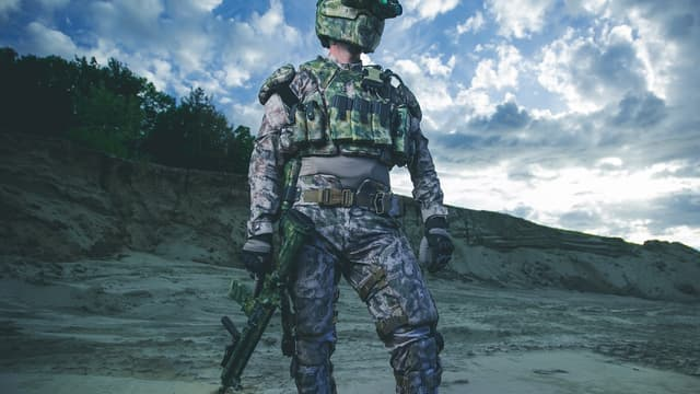 Les forces spéciales américaines testent une veste en plastique capables d'arrêter les balles