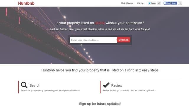 Huntbnb se veut l'anti-Airbnb