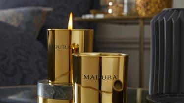 De belles promotions sur les bougies parfumées pendant les soldes d'hiver...