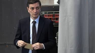 Alain Fontanel, premier adjoint à la mairie de Strabsourg et candidat LaREM aux élections municipales, le 15 mars 2020
