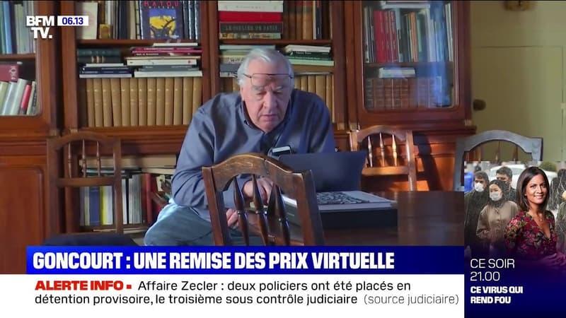 Cette année, le prix Goncourt sera remis virtuellement