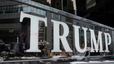La Trump Organization en discussions pour vendre son hôtel de luxe de Washington