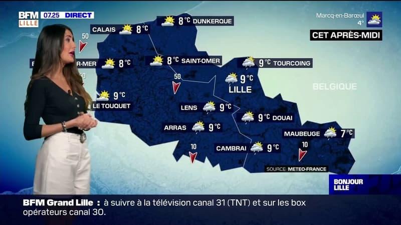 Météo Nord-Pas-de-Calais: du ciel bleu ce mercredi malgré des températures fraîches