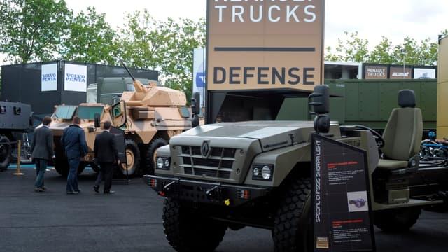 Renault Trucks Defense va produire et livrer 3.700 véhicules pour l'armée française.