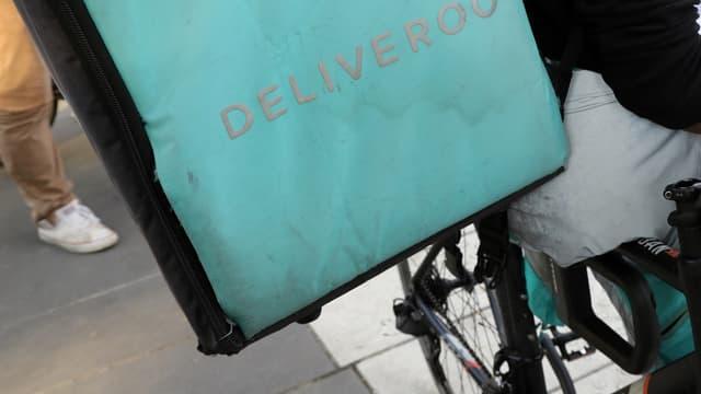 Deliveroo (photo d'illustration)
