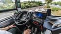 Le bus autonome de la RATP