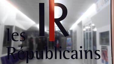 Le siège des Républicains dans le XVe arrondissement de Paris.