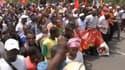 Début octobre, des heurts ont opposé gendarmes mobiles et manifestants, à Mayotte où était organisée une marche contre la vie chère.