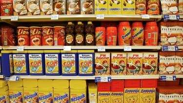 Le chocolat en poudre attire de moins en moins les consommateurs.