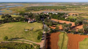 Le ranch est considéré comme le plus cher du monde et le plus grand des États-Unis.