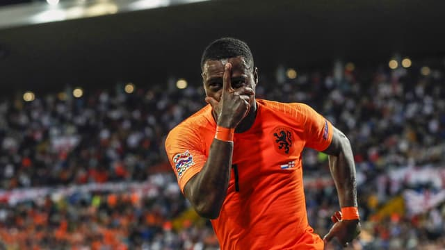 Quincy Promes - Pays-Bas